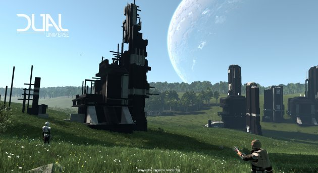 Boundless MMO' Dual Universe invites you to build… anything