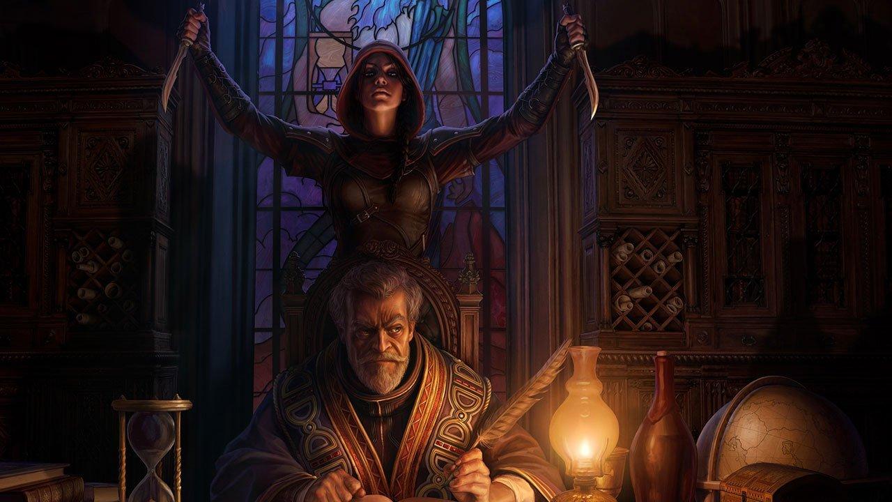 Elder Scrolls Online dark brotherhood