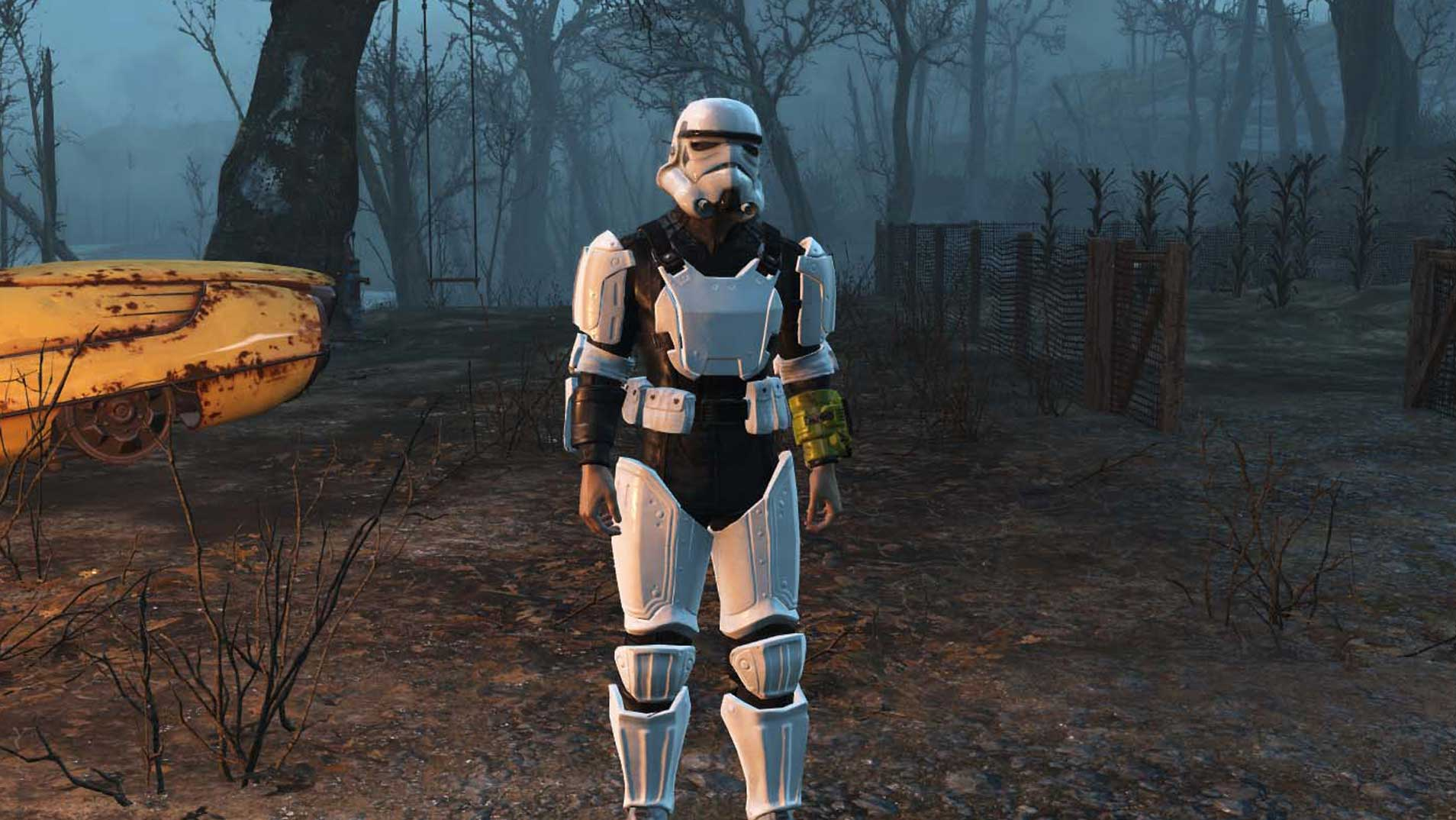 Xbox One receives Fallout 4 mod beta, codes sent out | Gamespresso