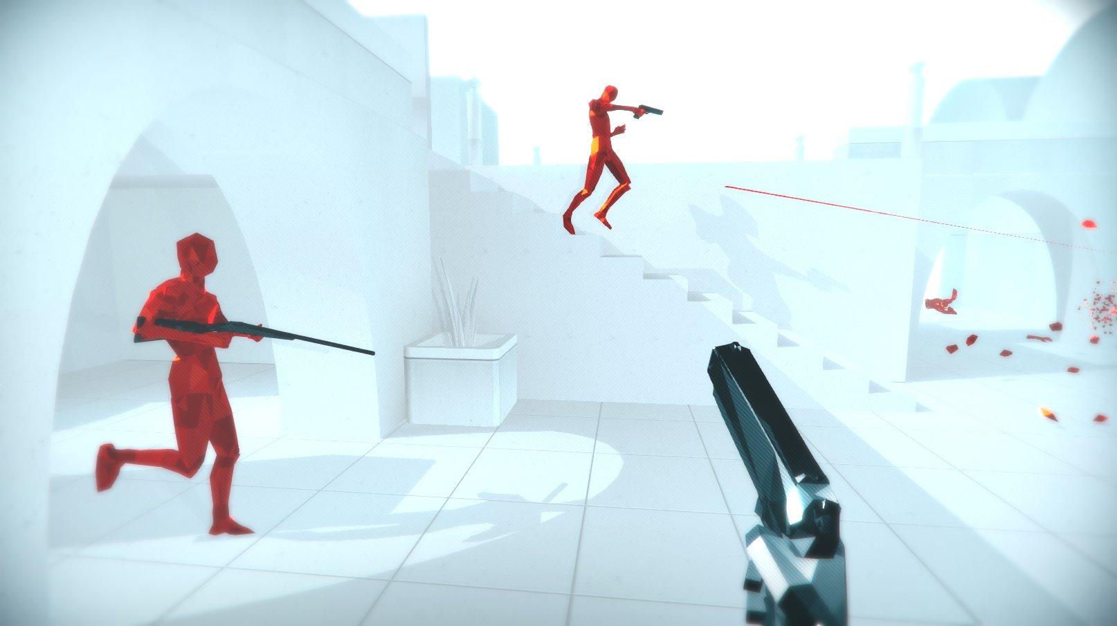 SUPERHOT DLC
