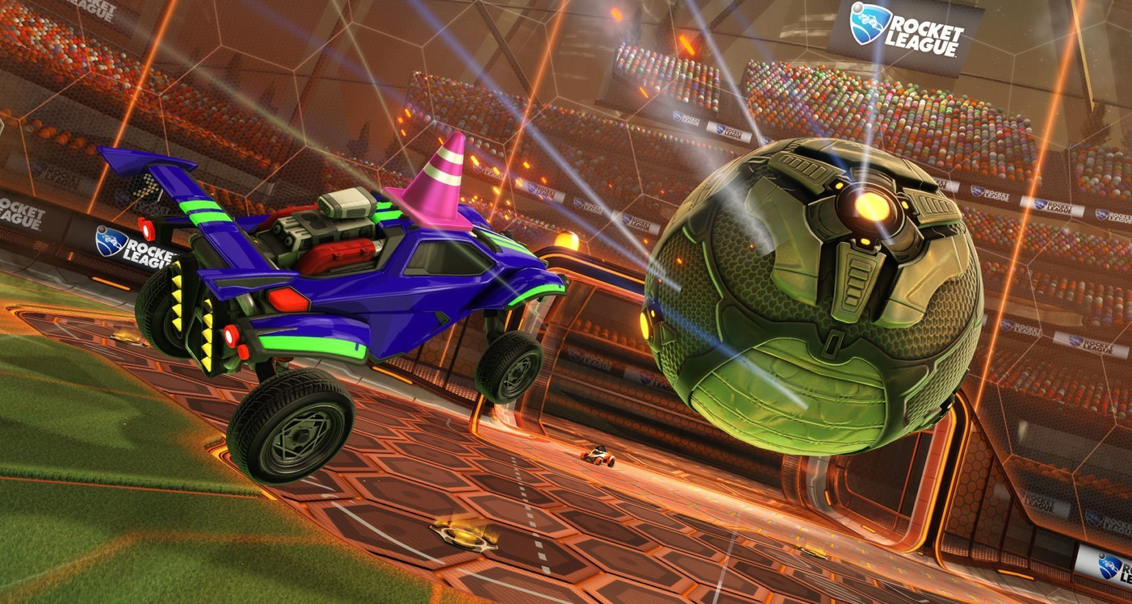 Rocket League Painted and Certified Items