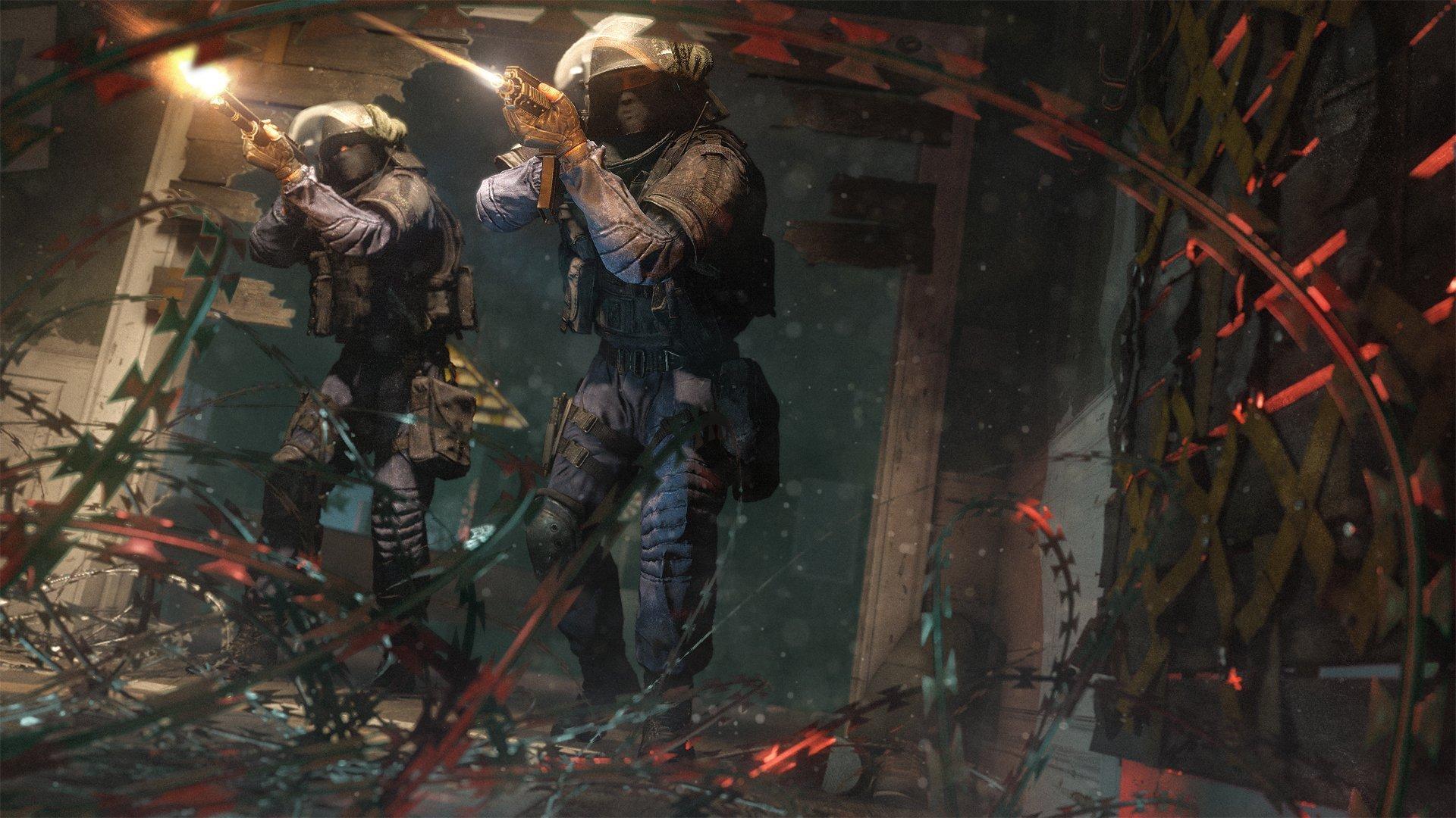 Tom Clancy's: Rainbow Six Siege Archives   Gamespresso