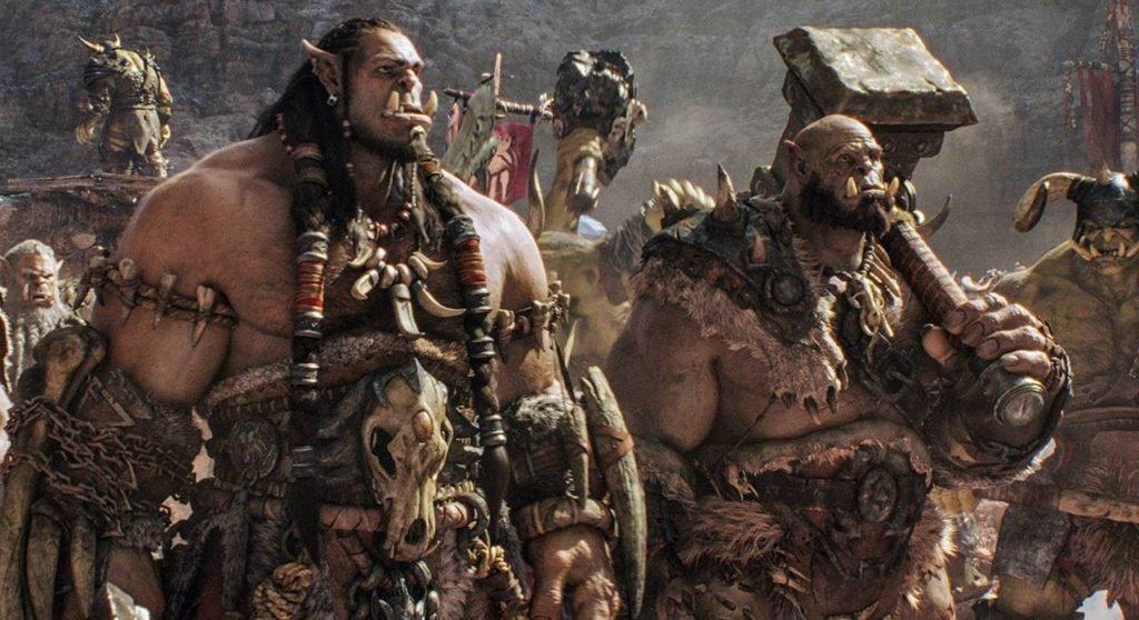 durotan and orgrim warcraft film