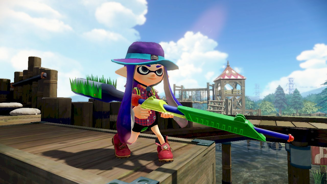 Splatoon Sheldon's Picks Vol 2 Nintendo