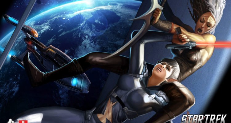 Perfect World, Star Trek