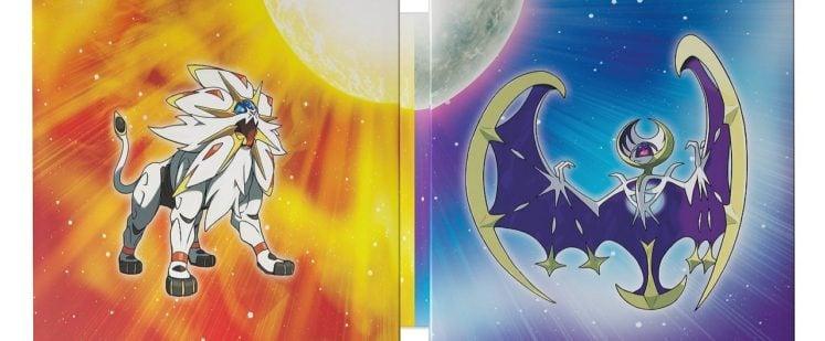 Pokemon Sun and Moon Steelbook