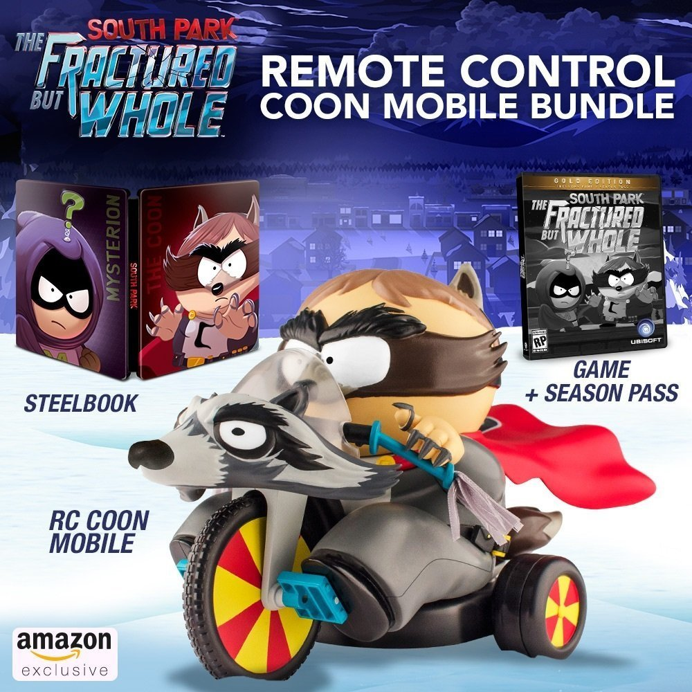 South Park the Coon bundle