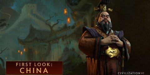 Civilization VI, Qin Shi Huang, Firaxis