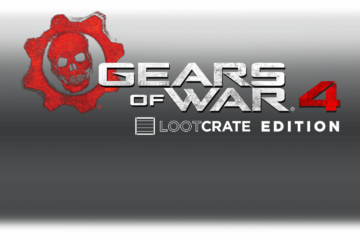 GOW Lootcrate
