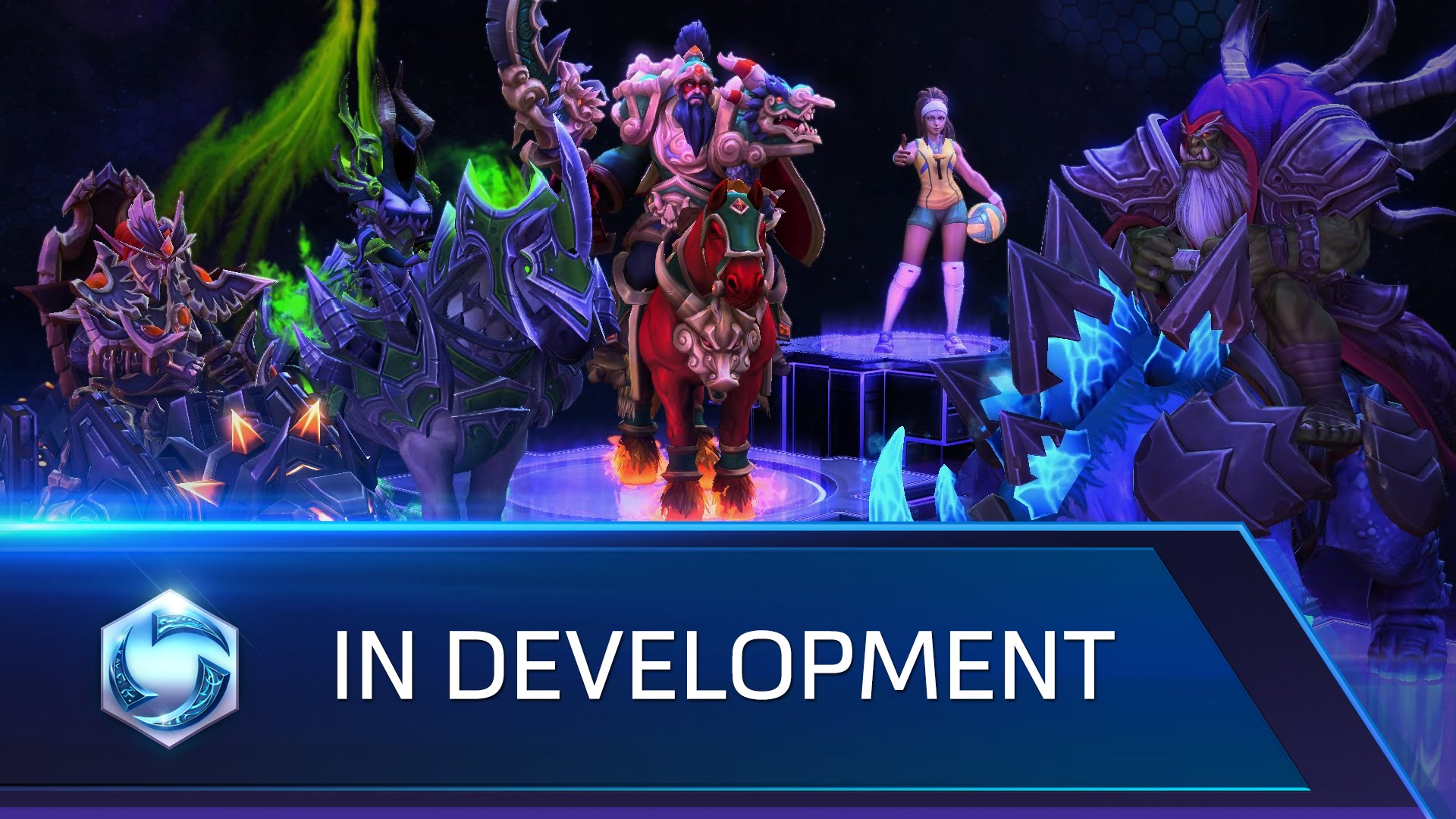 Heroes of the Storm Auriel-Gul'dan-and-more