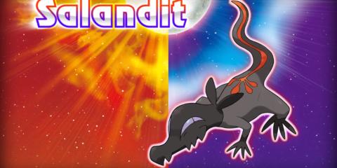 Pokémon Salandit