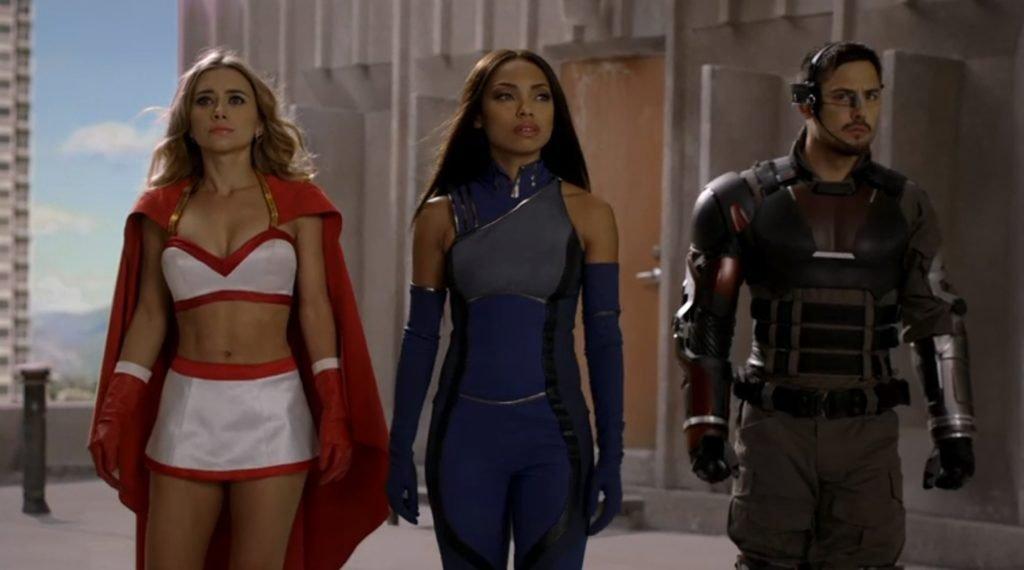 Powers Season 2 Episode 9 Slain Dragons
