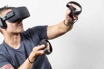 Oculus Rift, Oculus Touch Controllers