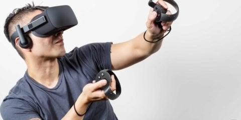 Oculus Rift, Oculus Touch Controllers