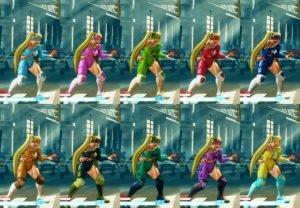 Story Mode, Costume, Street Fighter V