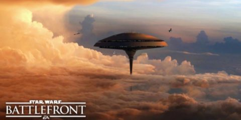 Star Wars Battlefront Bespin DLC