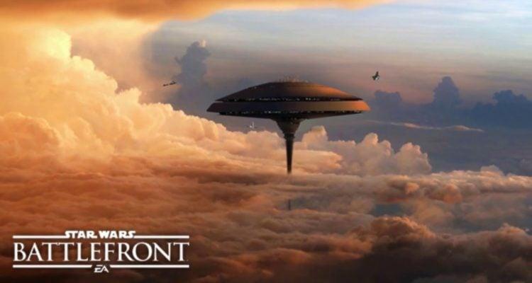 Star Wars Battlefront Bespin DLC