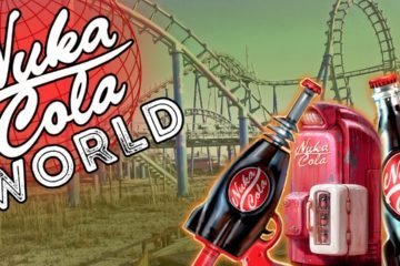 Fallout 4 Nuka Cola World