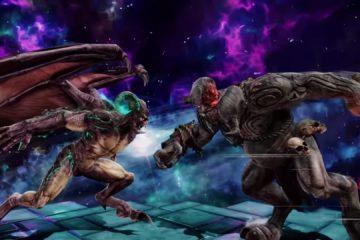 Killer Instinct, Gargos, Fighting