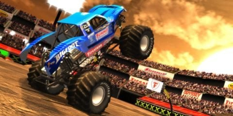 Monster Truck Destruction, ODD Games