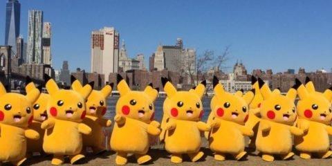 Pokemon GO, Pokemon, Niantic