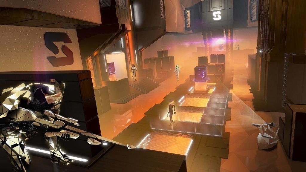 Deus Ex: Mankind Divided Breach