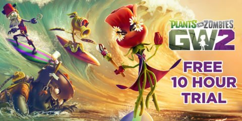 Plants vs Zombies Garden Warfare 2 trial