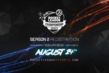 Rocket League, Season 2, Championship