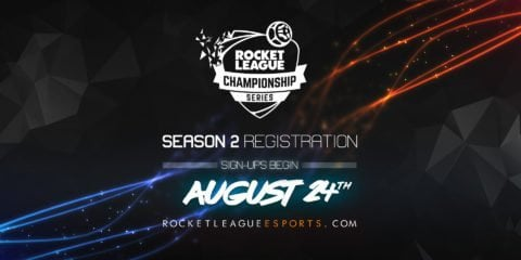 Rocket League, Season 2, Championship