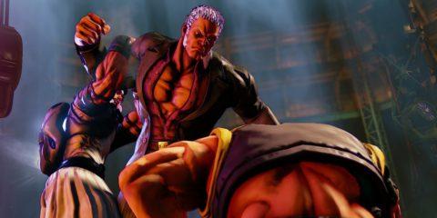 Urien Street Fighter V