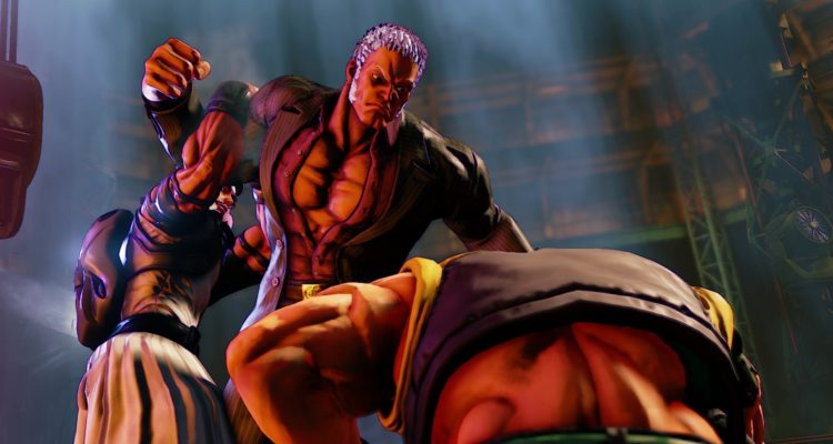 Urien Street Fighter V
