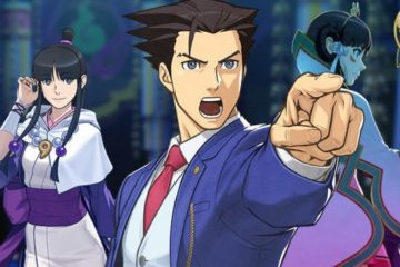 Spirit of Justice, Phoenix Wright