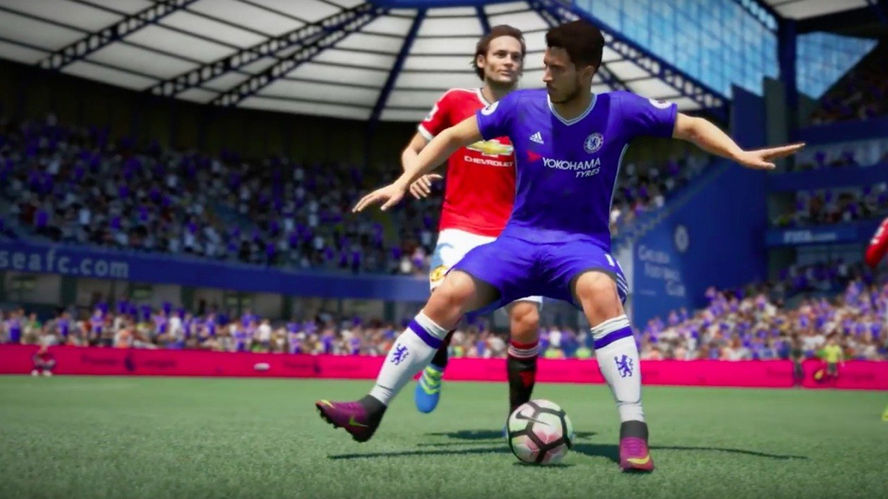 New Features Coming To Fifa 17 On Last Gen Consoles Fifa17 Standard Playstation 4