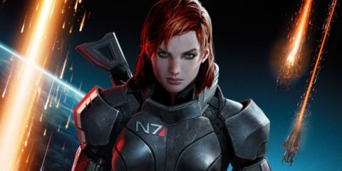 mass effect 3 EA
