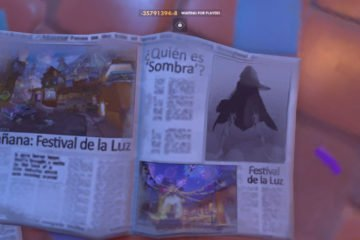 Overwatch, Newspaper, Dorado