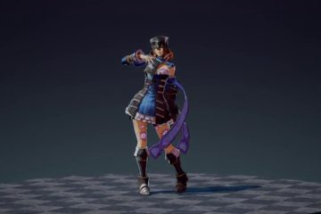 Bloodstained Miriam