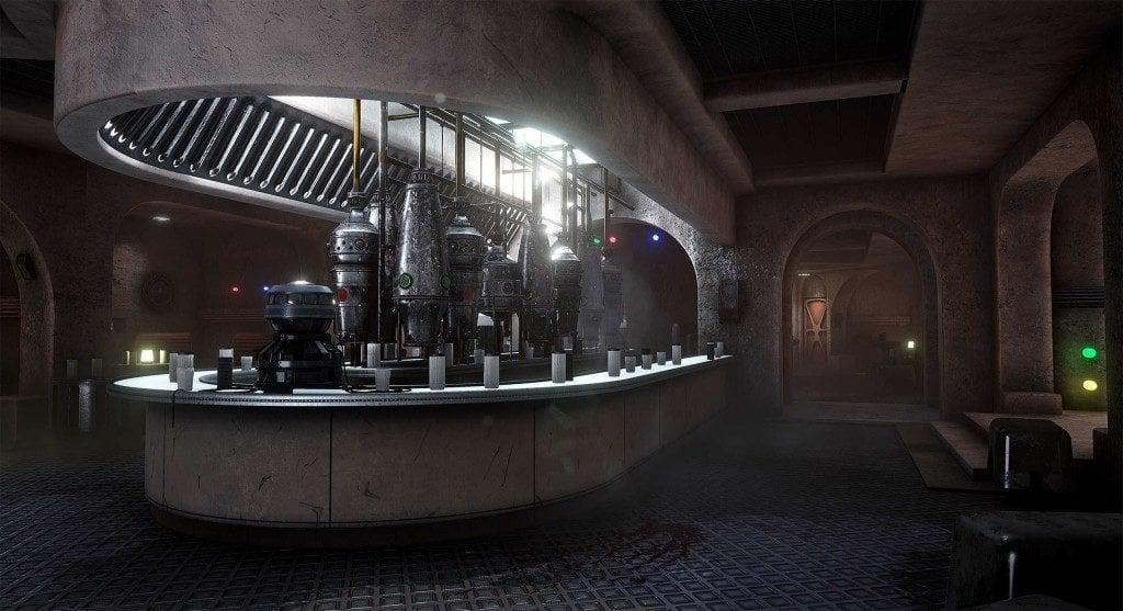 Star Wars Mos Eisley Cantina Unreal 4