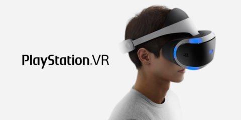 PlayStation VR Model