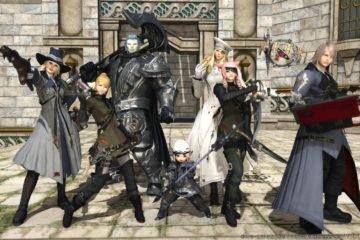 Final Fantasy XIV Patch 3.4
