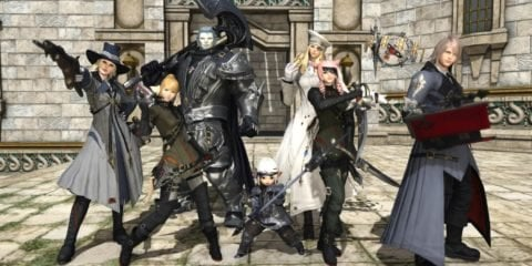 Final Fantasy XIV Patch 3.4