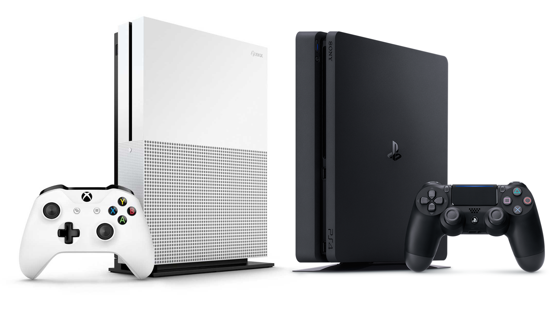 Gamestop Offering 175 Ps4 Slim Or Xbox One S With Trade In Deal