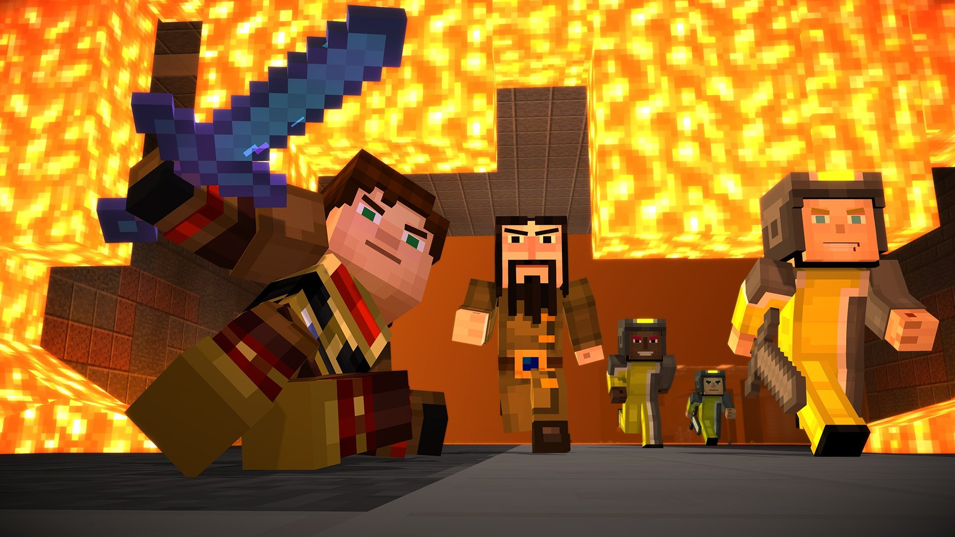 Minecraft Story Mode Ep 8 A Journey S End Review Gamespresso