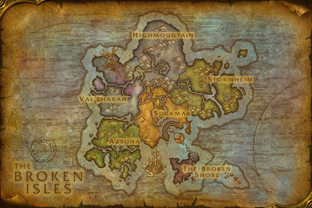 world of warcraft legion 3