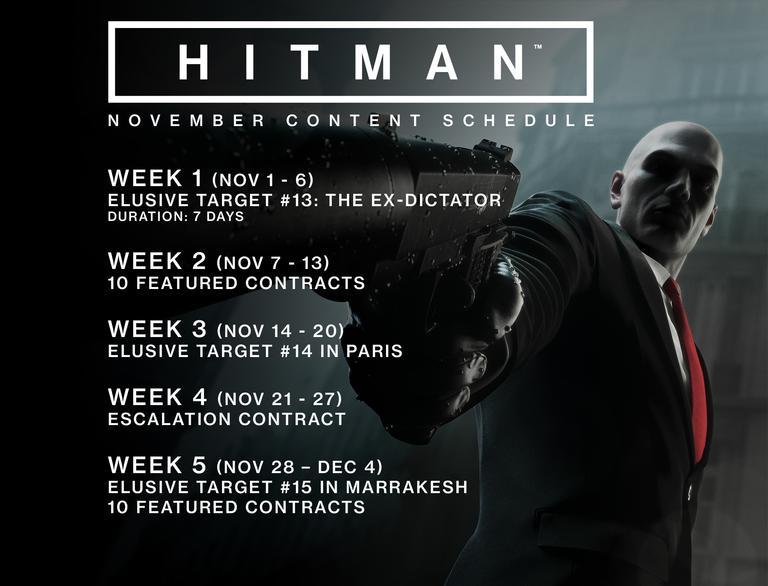Hitman episode 6 plans