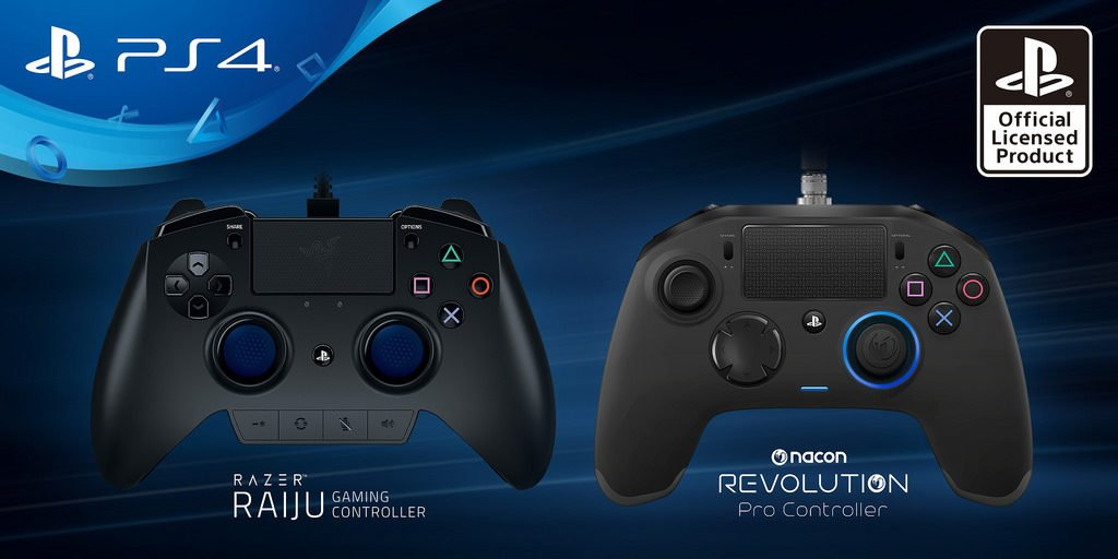 PS4 Pro Controllers