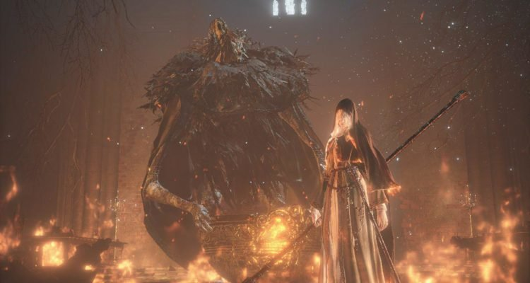 Dark Souls III Ashes of Ariandel Friede