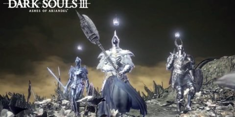 Dark Souls III Ashes of Ariandel PvP