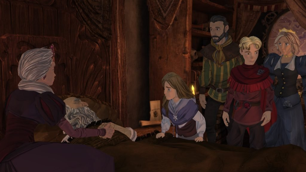 King's Quest Chapter 5 The Good Knight