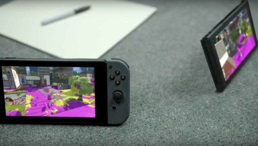 Nintendo Switch platoon
