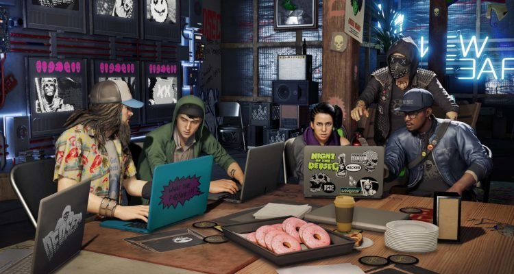 Watch Dogs 2 computers
